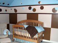 Nursery Murals | Hand Painted